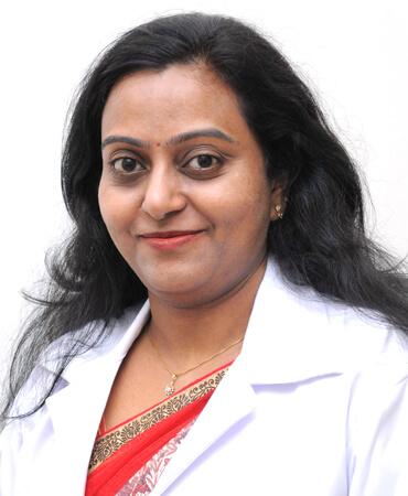 Dr. Ashwini M Patil